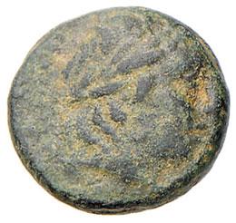 SIRIA Antioco I (280-261 a.C.) AE ...