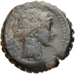 SIRIA Seleuco IV (187-175 a.C.) AE ...
