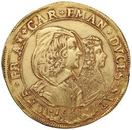 SAVOIA Carlo Emanuele II con la ...