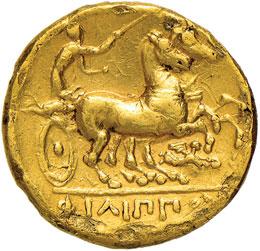 MACEDONIA Filippo II (336-323 ...