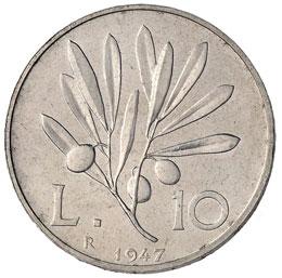 Repubblica italiana (1946-) 10 ...