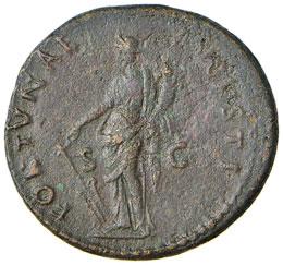 Domiziano (81-96) Asse – Testa ...