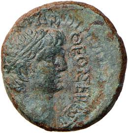 Claudio (41-54) AE (Thessalonica ...