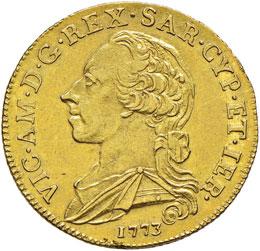 SAVOIA Vittorio Amedeo III ...