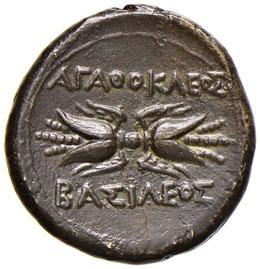 SICILIA Agatocle (317-289 a.C.)  ...