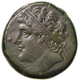 SICILIA Gerone II (274-216 a.C.)  ...