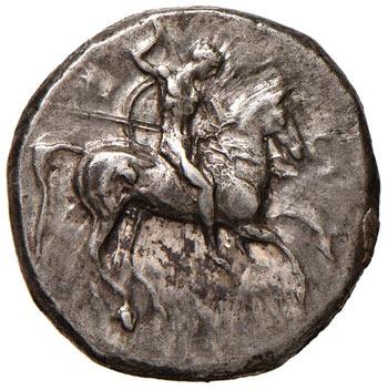 CALABRIA Taranto Didramma (302-231 ...