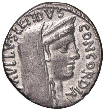 ROMA REPUBBLICA Aemilia - L. ...