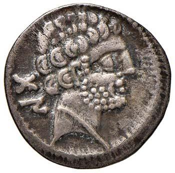 MONETE GRECHE Hispania Denario ...
