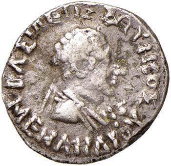BACTRIA Menandro (160-145 a.C.) ...