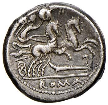 Cipia - M. Cipius M. f. - Denario ...