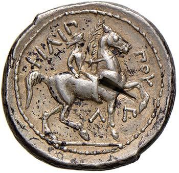MACEDONIA Filippo II (359-336 ...