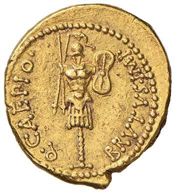 Q. Caepio Brutus - Aureo (estate ...