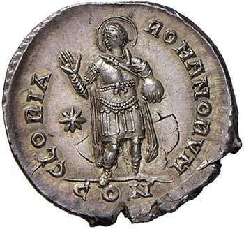 Teodosio II (408-450) Miliarense ...