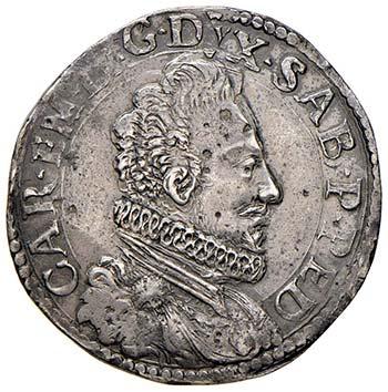 Carlo Emanuele I (1580-1630) Lira ...