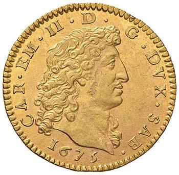 Carlo Emanuele II (1648-1675) ...