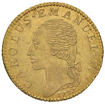 Carlo Emanuele IV (1796-1802) ...