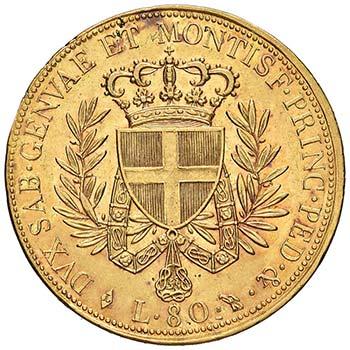 Vittorio Emanuele I (1814-1821) 80 ...