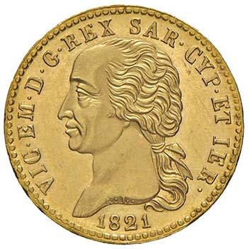 Vittorio Emanuele I (1814-1821) 20 ...