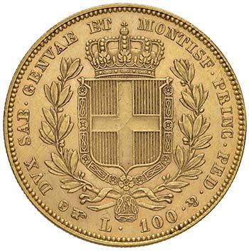 Carlo Alberto (1831-1849) 100 Lire ...