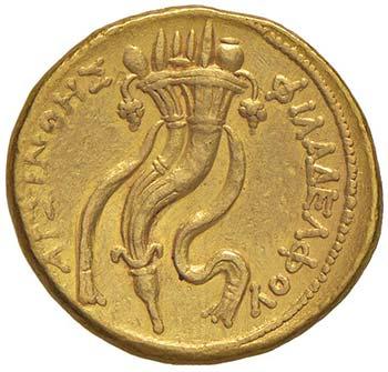 EGITTO Arsinoe II Philadelphos (+ ...