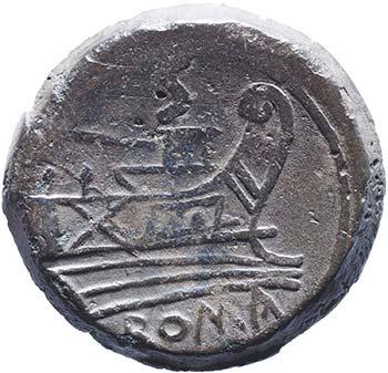 Pinaria (155 a.C.) Quadrante - ...