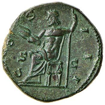 Marco Aurelio (160-180) Dupondio - ...