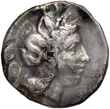 LUCANIA Thurium - Statere (IV sec. ...