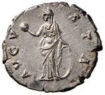 Faustina I (moglie di Antonino Pio) Denario ...