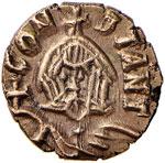 Basilio I (867-886) Siracusa Semisse - Busto ...