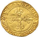 FRANCIA Carlo VIII (1483-1498) Scudo d'oro ...