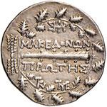 MACEDONIA Dominazione romana Tetradramma ...