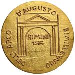 Rimini Medaglia 1974 Bimillenario ...