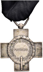 Croce smaltata del VI gruppo Battaglioni ...