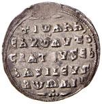 Giovanni I (969-976) Miliaresion - Cristo di ...