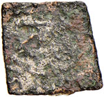Leone III (717-741) 3/4 di Follis - Busto ...