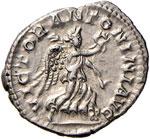 Elagabalo (218-222) Denario - Busto laureato ...