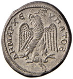 Gordiano III (238-244) Tetradramma - Busto ...