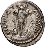 Settimio Severo (192-211) Denario (Emesa)  ...