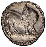 LUCANIA Sibari - Terzo di statere (560-510 ...