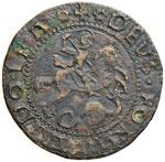 FERRARA Ercole I (1471-1505) Grossone falso ...