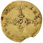FERRARA Alfonso II (1559-1597) Scudo d'oro ...