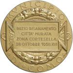 MEDAGLIE FASCISTE Medaglia 1938 A. XVI E. F. ...