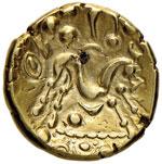 CELTI Belgica Ambiani - Statere (60-50 a.C.) ...