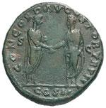 Lucio Vero (161-168) Sesterzio - Testa ...