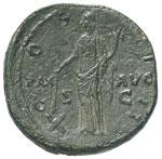 Antonino Pio (136-161) Sesterzio - R/ La ...