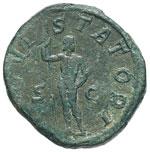Gordiano III (238-244) Sesterzio - R/ Giove ...