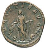 Gordiano III (238-244) Sesterzio - R/ La ...