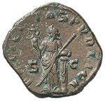 Volusiano (251-253) Sesterzio - R/ La ...