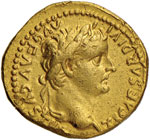 Tiberio (14-31) Aureo - ...